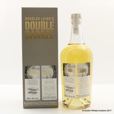 Ardbeg & Craigellachie Douglas Laing's Double Barrel