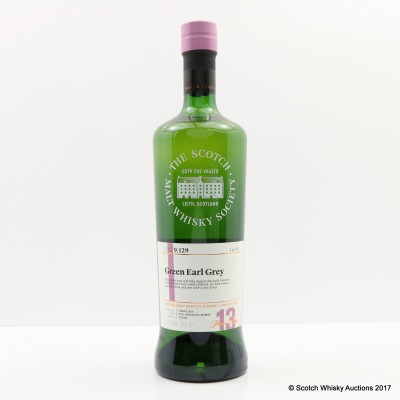 SMWS 9.129 Glen Grant 2004 13 Year Old