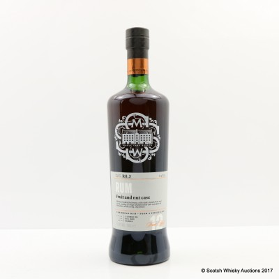 SMWS R8.3 Nicaraguan Rum 2004 12 Year Old
