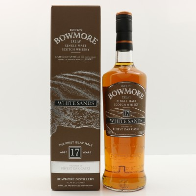 Bowmore 17 Year Old White Sands