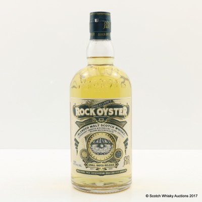 Rock Oyster Small Batch Release