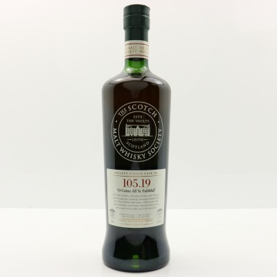 SMWS 105.19 Tormore 1983 28 Year Old