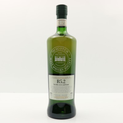 SMWS R5.2 Longpond 2002 10 Year Old