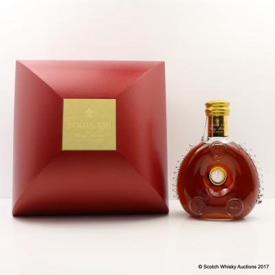 Remy Martin Louis XIII Grande Champagne Cognac Decanter