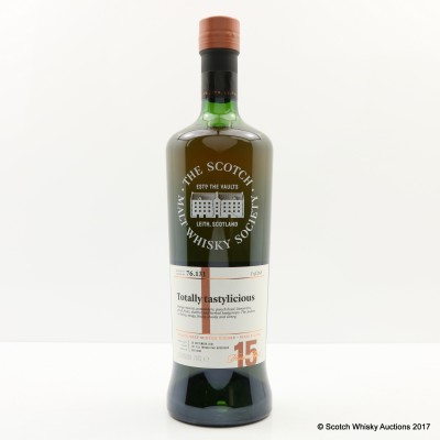 SMWS 76.131 Mortlach 2001 15 Year Old