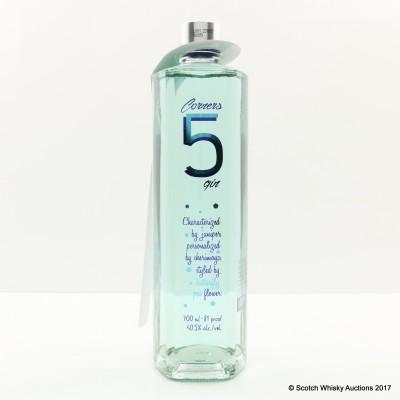 5 Corners Gin