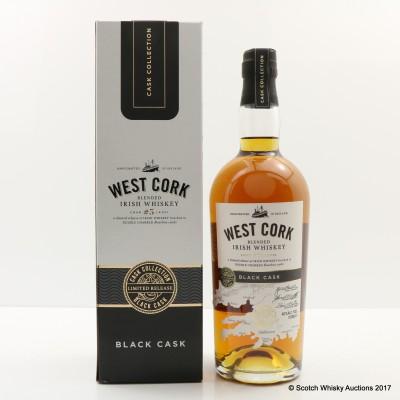 West Cork Black Cask Char Level #5
