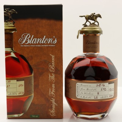 Blanton's Straight From The Barrel 75cl