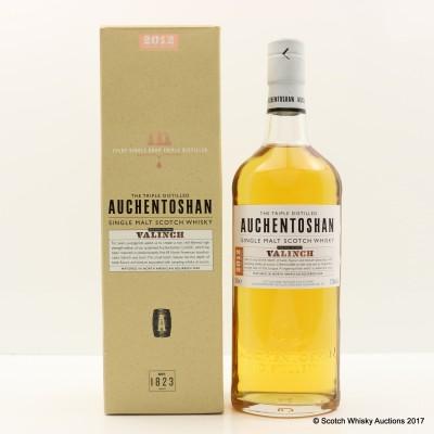 Auchentoshan Valinch 2012 Release