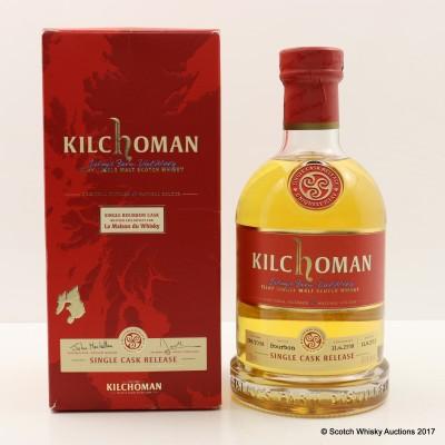 Kilchoman 2008 Single Cask For La Maison du Whisky