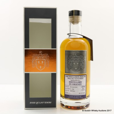 Orkney 2002 15 Year Old Creative Whisky Co