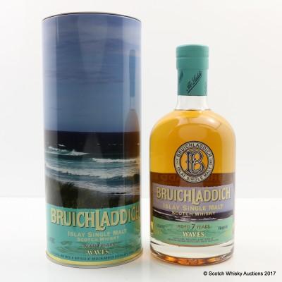 Bruichladdich 7 Year Old Waves