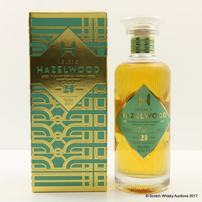 Hazelwood 21 Year Old 50cl