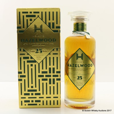 Hazelwood 25 Year Old 50cl