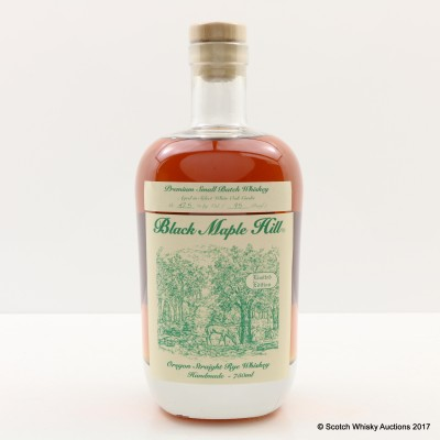 Black Maple Hill Rye 75cl