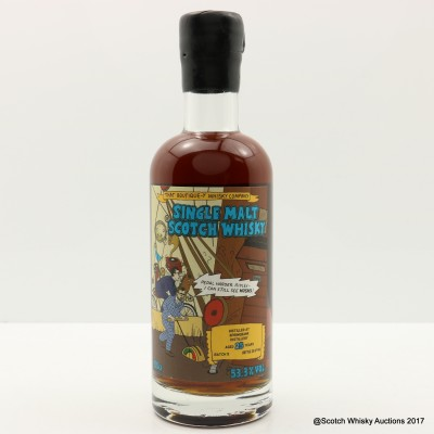 Boutique-Y Whisky Co Springbank 25 Year Old Batch #5