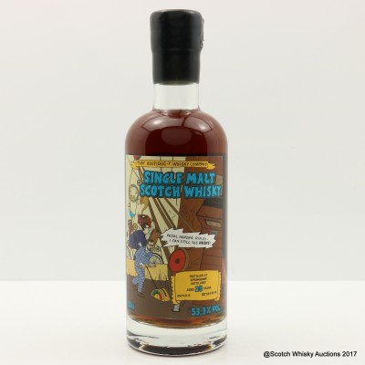 Boutique-Y Whisky Co Springbank 25 Year Old Batch #5 50cl