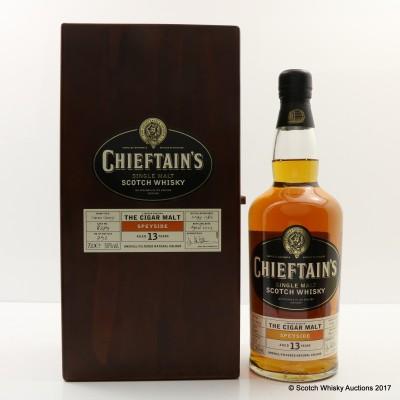Speyside 1989 13 Year Old Cigar Malt Chieftain's