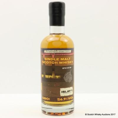 Boutique-y Whisky Co Islay Single Malt #1 50cl