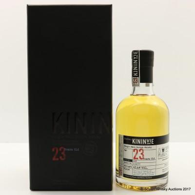 Kininvie 23 Year Old Batch #3 35cl