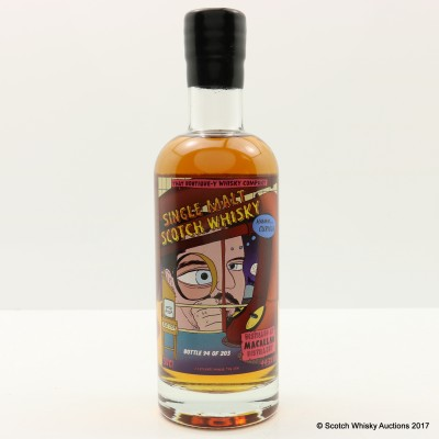 Boutique-y Whisky Co Macallan Batch #4 50cl