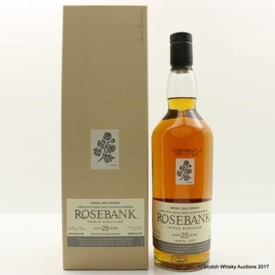 Rosebank 1981 25 Year Old 2007 Release