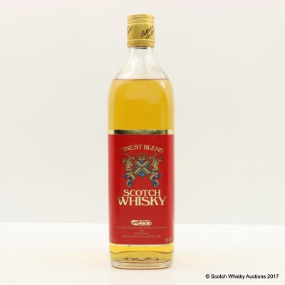 Asda Finest Blend Scotch Whisky 75cl