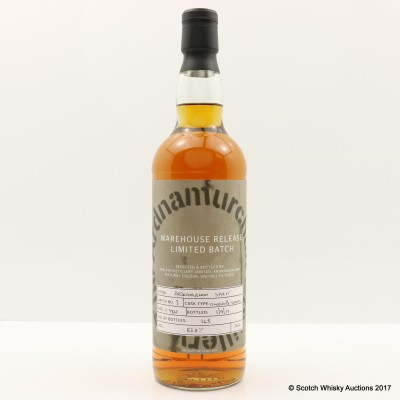 Ardnamurchan Spirit Warehouse Release Batch #3