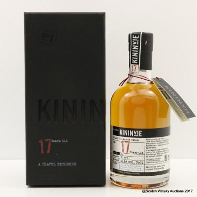 Kininvie 17 Year Old Batch #1 35cl
