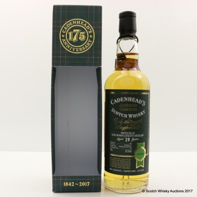 Glen Moray-Glenlivet 1998 19 Year Old Cadenhead's