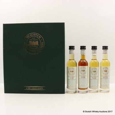 SMWS Membership Pack 4 x 10cl