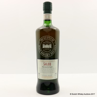 SMWS 50.81 Bladnoch 1990 26 Year Old