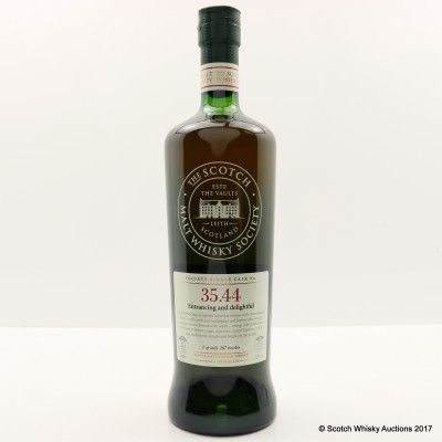 SMWS 35.44 Glen Moray 35 Year Old