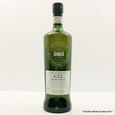SMWS G3.5 Caledonian 1979 33 Year Old