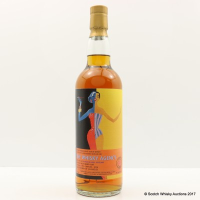 Speyside 1973 43 Year Old Whisky Agency