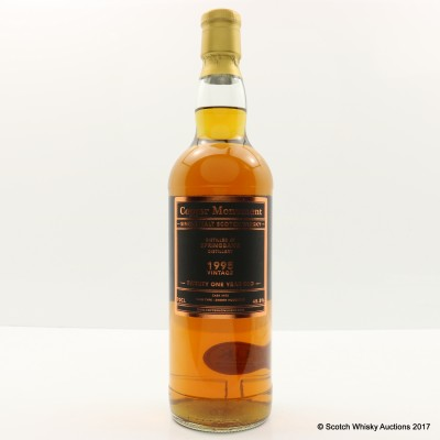 Springbank 1995 21 Year Old Copper Monument