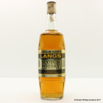 Langs 5 Year Old 75cl