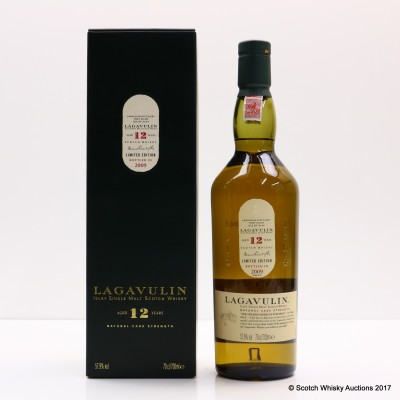 Lagavulin 12 Year Old 2009 Release