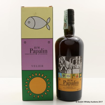 Papalin Blended Rum Velier