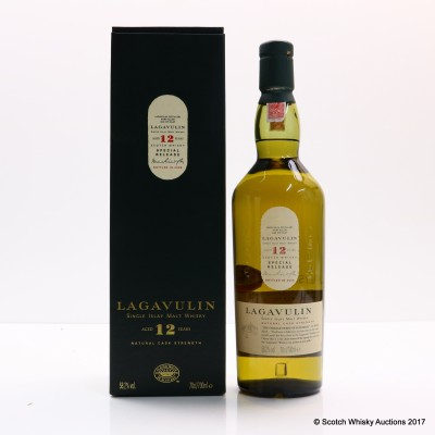 Lagavulin 12 Year Old 2004 Release