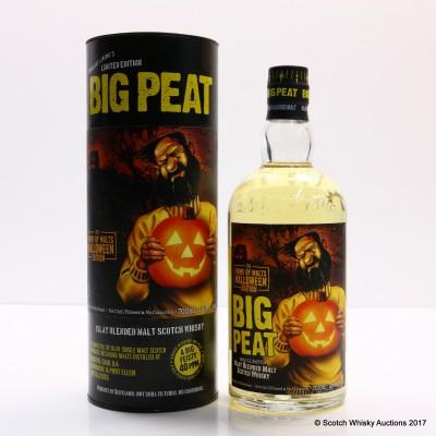 Big Peat Halloween Edition