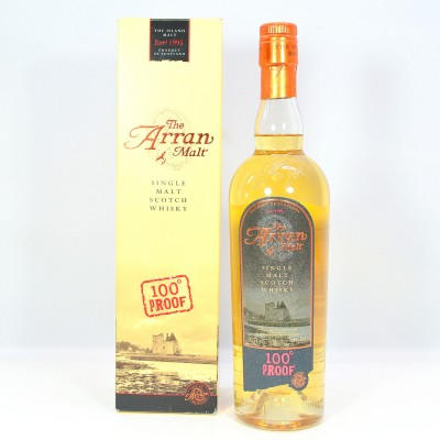 Arran 100° Proof