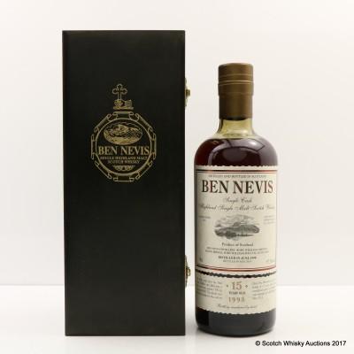 Ben Nevis 1998 15 Year Old
