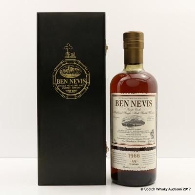 Ben Nevis 1966 49 Year Old