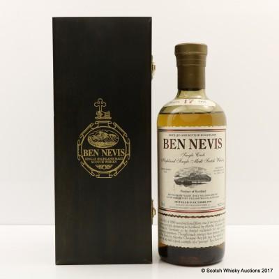 Ben Nevis 1996 17 Year Old