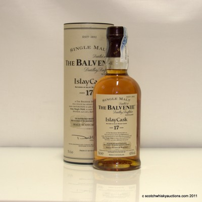 Balvenie 17 Islay Cask