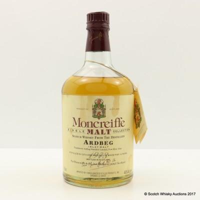 Ardbeg 1973 14 Year Old Moncreiffe 75cl