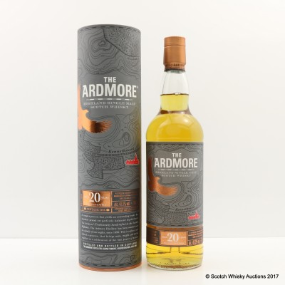 Ardmore 1996 20 Year Old Double Matured