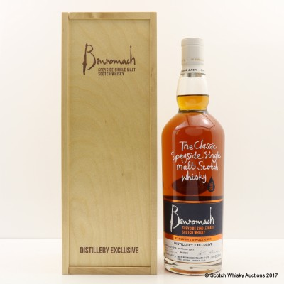 Benromach 2010 Distillery Exclusive Cask #280