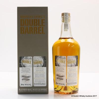 Bowmore & Inchgower Douglas Laing's Double Barrel